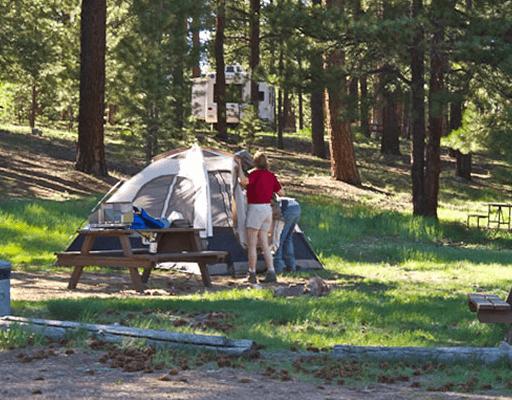 Kaibab Camper Village | RV & Tent Campground North Rim of